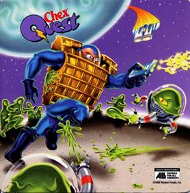 Chex Quest - Box - Front