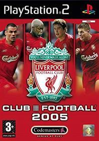 Club Football 2005: Liverpool FC