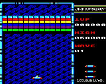 Arkanoid - Screenshot - Gameplay
