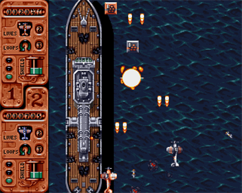 Banshee - Screenshot - Gameplay