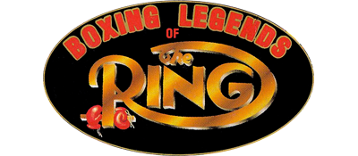Boxing Legends of the Ring - Clear Logo