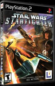Star Wars: Starfighter - Box - 3D