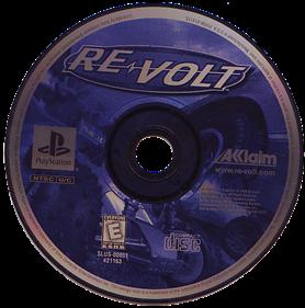 Re-Volt - Disc