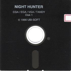 NightHunter - Disc