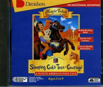 Magic Tales: Sleeping Cubs Test of Courage