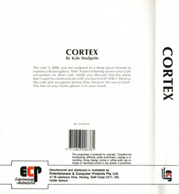 Cortex - Box - Back