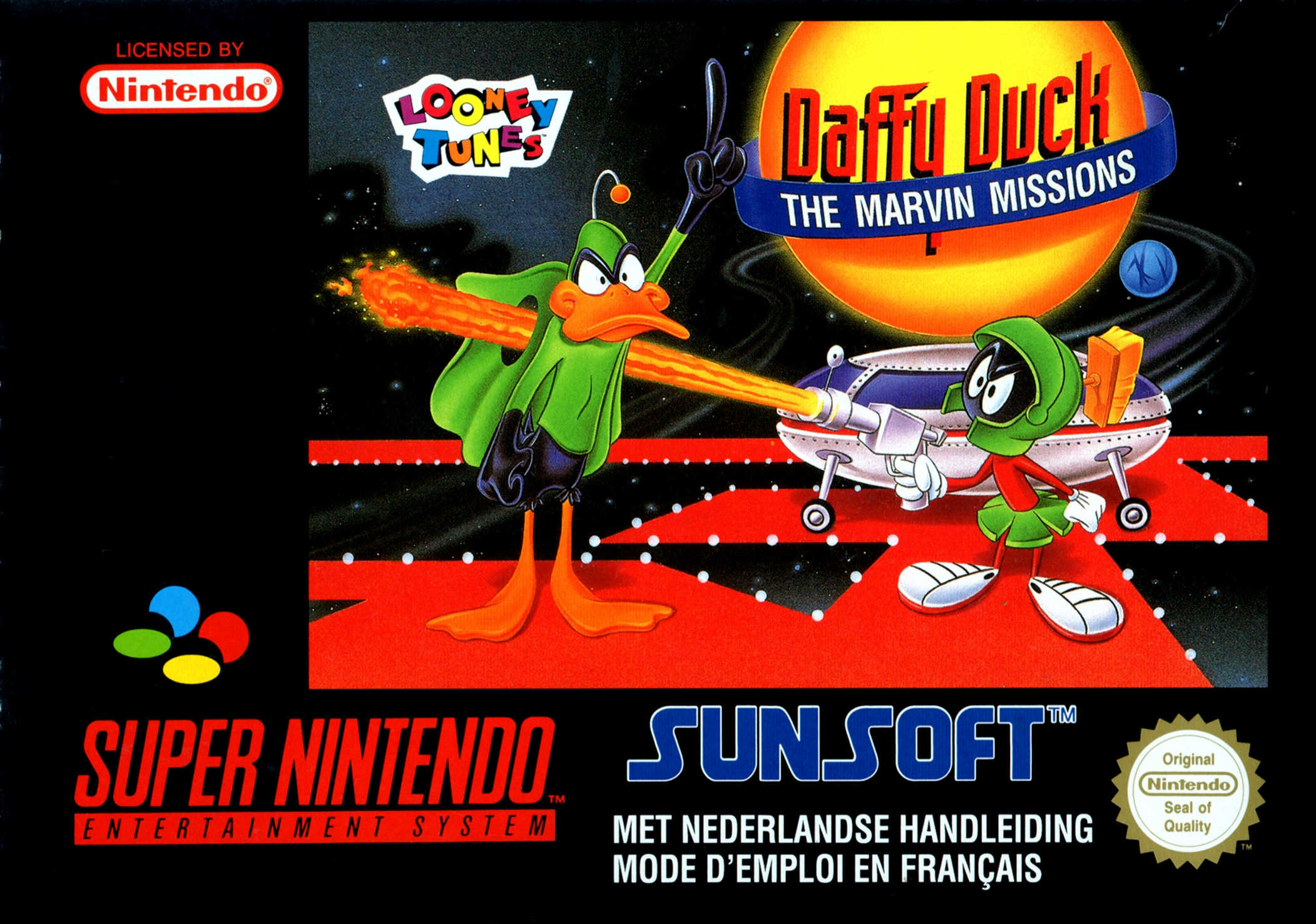 Daffy Duck The Marvin Missions Details Launchbox Games