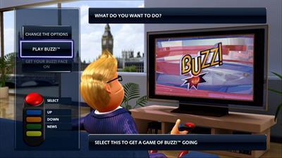 Buzz! Brain of the UK - Fanart - Background