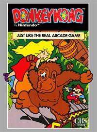 Donkey Kong - Box - Front