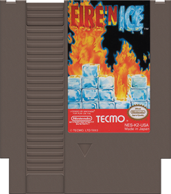 Fire 'n Ice - Cart - Front