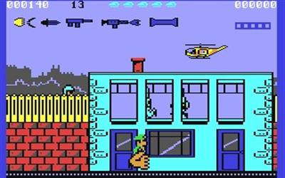 Bazooka Bill - Screenshot - Gameplay