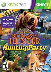 Cabela's Big Game Hunter: Hunting Party