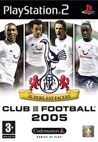 Club Football 2005: Tottenham Hotspur