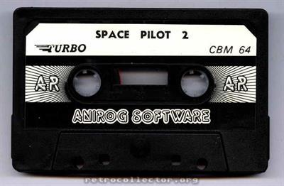 Space Pilot 2 - Cart - Front