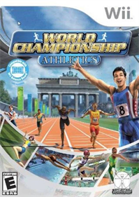 World Championship Athletics - Box - Front