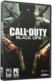 Call of Duty: Black Ops - Box - 3D