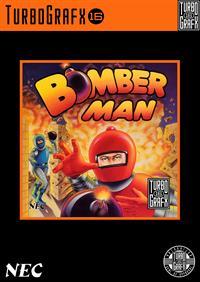 Bomberman - Fanart - Box - Front
