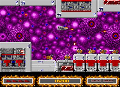 Cortex - Screenshot - Gameplay