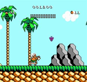 Adventure Island 3 - Screenshot - Gameplay