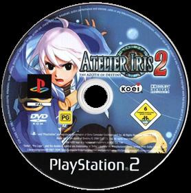 Atelier Iris 2: The Azoth of Destiny - Disc