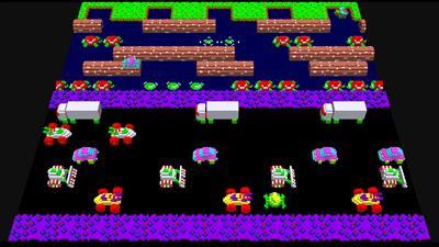Frogger - Fanart - Background