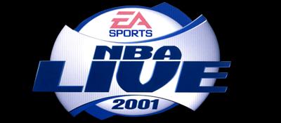 NBA Live 2001 - Clear Logo