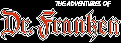 The Adventures of Dr. Franken - Clear Logo