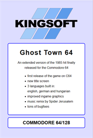 Ghost Town 64