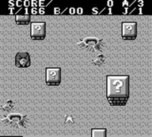 Astro Rabby - Screenshot - Gameplay