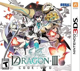7th Dragon III: Code: VFD