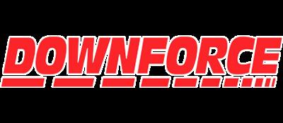 Downforce - Clear Logo