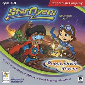 StarFlyers Royal Jewel Rescue