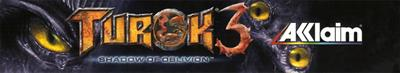 Turok 3: Shadow of Oblivion - Banner