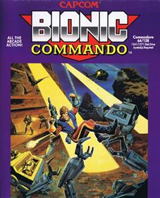Bionic Commando (NTSC Version)