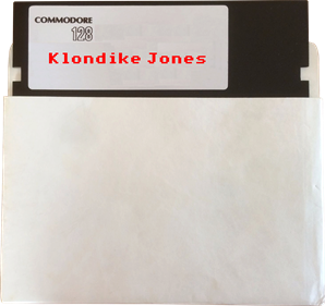 Klondike Jones - Fanart - Disc
