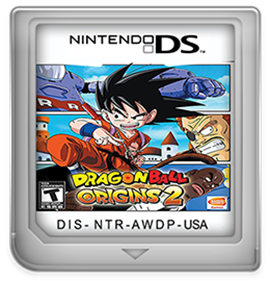 Dragon Ball: Origins 2 - Fanart - Cart - Front