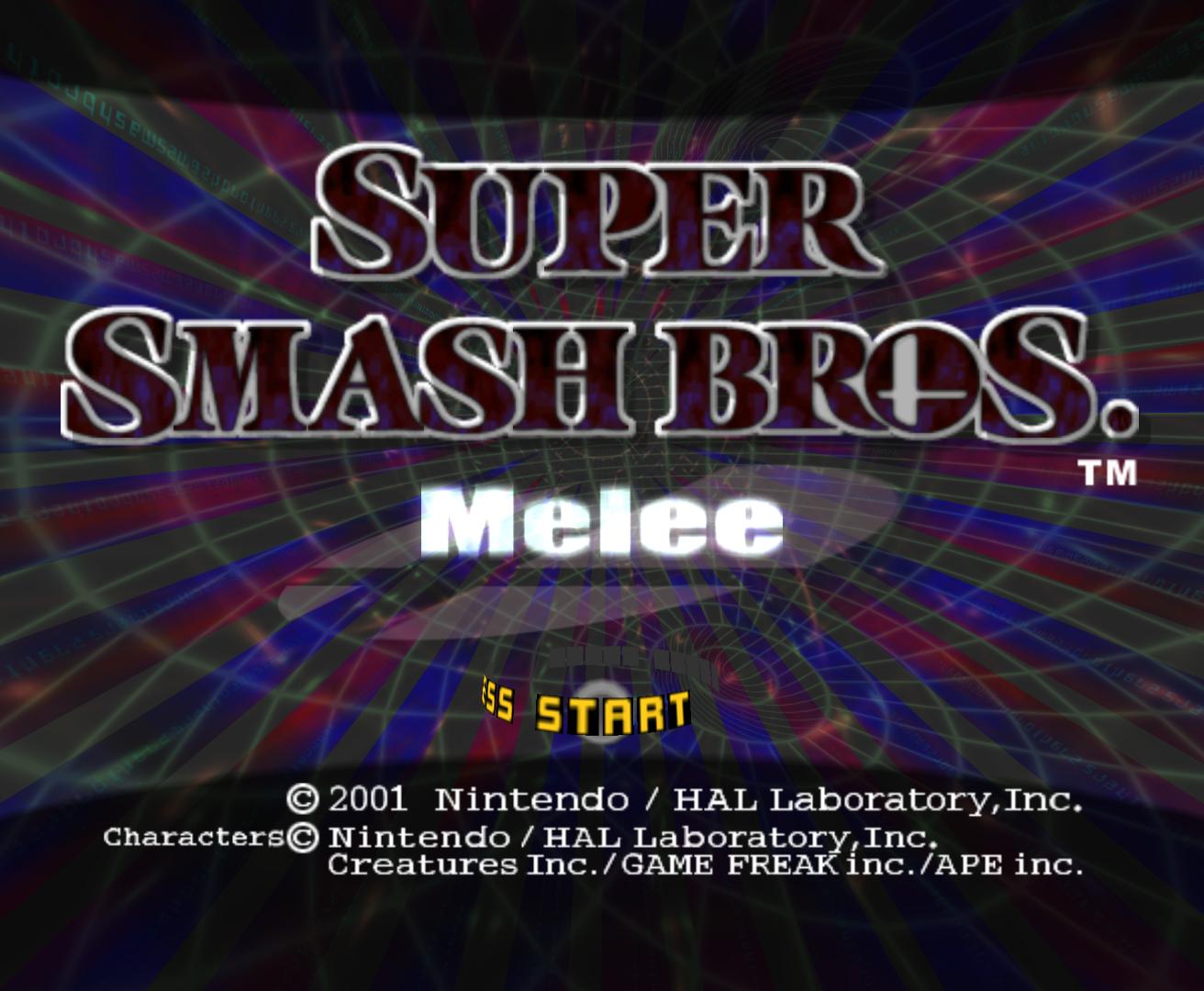 super smash bros  melee details