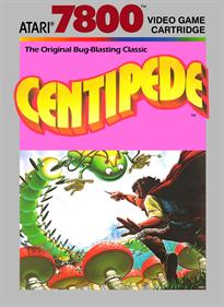 Centipede - Box - Front - Reconstructed
