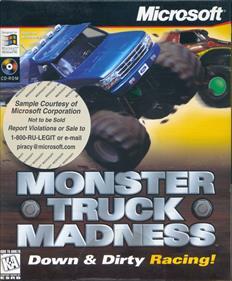 Monster Truck Madness