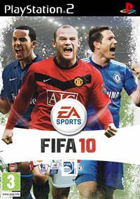 FIFA Soccer 10 - Box - Front