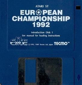European Championship 1992 - Disc