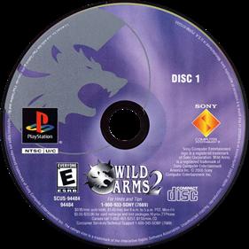 Wild Arms 2 - Disc