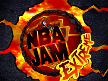 NBA Jam Extreme - Screenshot - Game Title