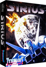 Sirius - Box - 3D