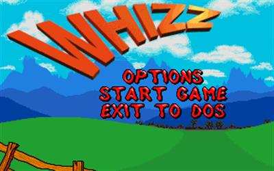 Whizz - Screenshot - Game Title
