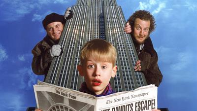 Home Alone 2: Lost in New York - Fanart - Background