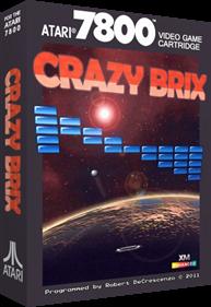 Crazy Brix - Box - 3D