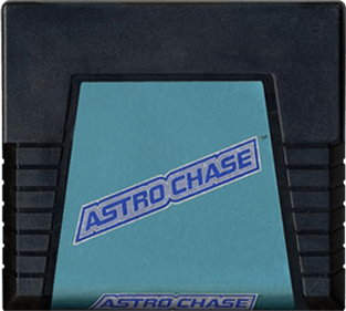 Astro Chase - Cart - Front
