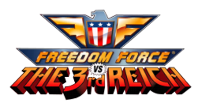Freedom Force vs The 3rd Reich - Clear Logo