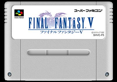 Final Fantasy V - Cart - Front